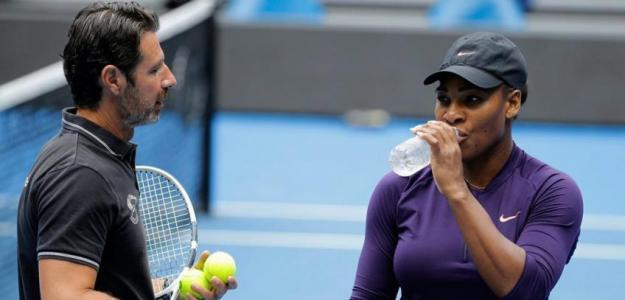 Patrick Mouratoglou cree que Serena estará muy motivada . Foto: Getty
