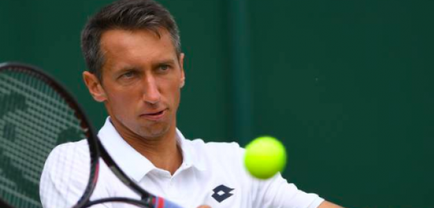 Sergiy Stakhovsky, miembro del ATP Council. Fuente: Getty