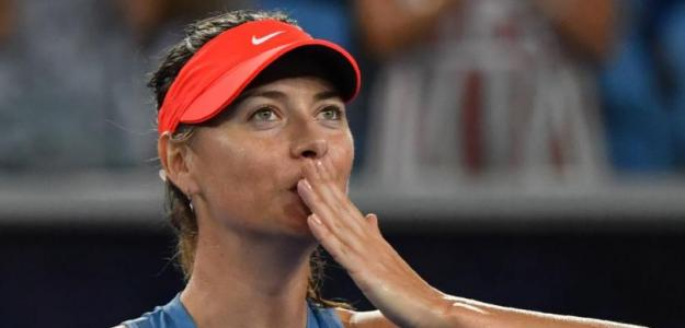 Maria Sharapova se retira del tenis profesional. Fuente: BBC