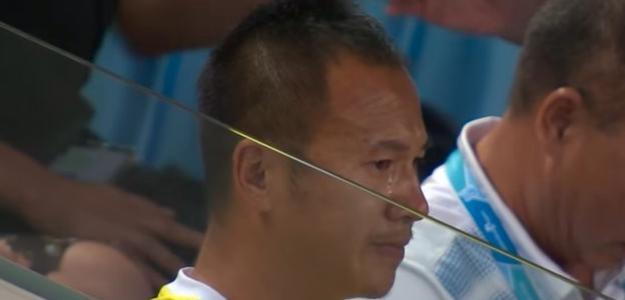 Entrenador de Shuai Zhang