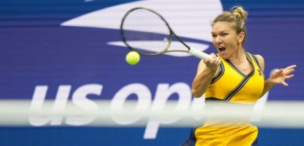 Simona Halep en Roland Garros. Foto: Getty Images