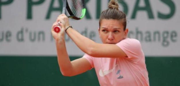 Simona Halep. Foto: Roland Garros.