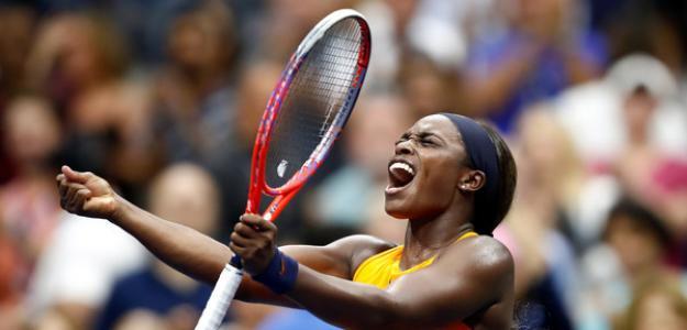 Sloane Stephens en US Open 2018. Foto: zimbio