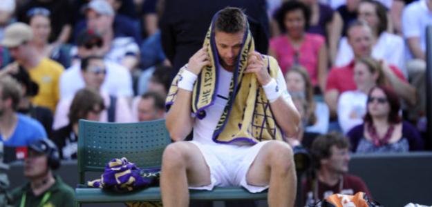 Soderling y los problemas de salud mental en el deporte al más alto nivel. Foto: Getty