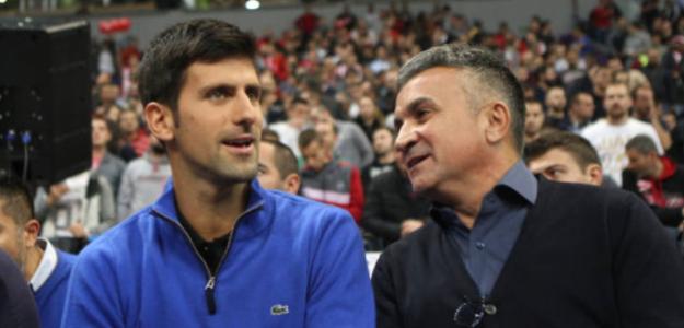 El padre de Djokovic vuelve a criticar a Federer. Foto: Getty