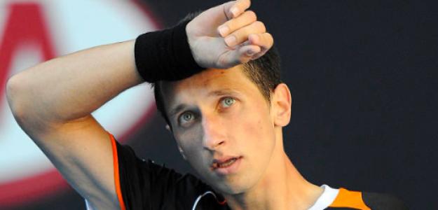 Sergiy Stakhovsky en el Open de Australia. Fuente: Getty