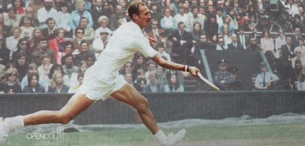 Stan Smith y su historia como primer ganador de las ATP Finals. Foto: Opencourt
