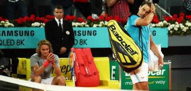 Stefanos Tsitsipas capaz de ganar miembros del Big3. Foto: zimbio
