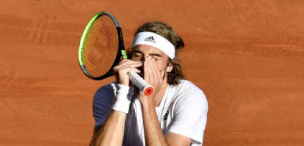 Tsitsipas quiere ganar Roland Garros. Foto: Getty