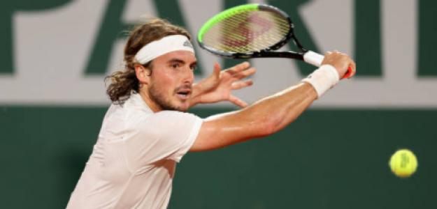 Tsitsipas sigue soñando con Roland Garros. Foto: Getty