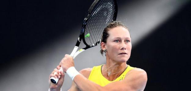 Sam Stosur. Foto: WTA