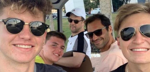 De entrenar con Roger Federer a ganar Roland Garros júnior