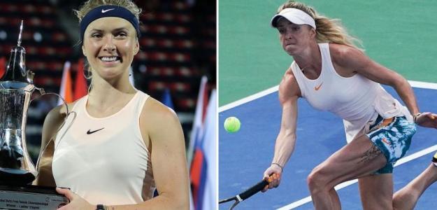 Elina Svitolina y su pérdida de peso en pocos meses.