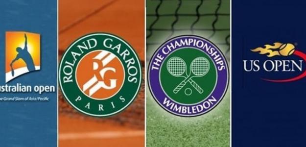 Los cuatro Grand Slams. ¿Quién llegó a la final de los cuatro en un mismo año?