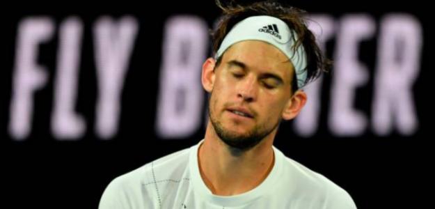 """El drama de Dominic Thiem tras ganar el US Open: """"Caí en un agujero"""". Foto: Getty"""