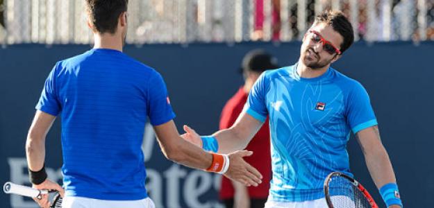 Janko Tipsarevic considera el mejor de la historia a Novak Djokovic. Foto: gettyimages