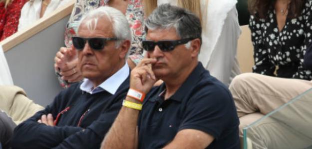 """Toni Nadal: """"Apostaría a que mi sobrino acaba con más Slams que Federer"""". Foto: Getty"""
