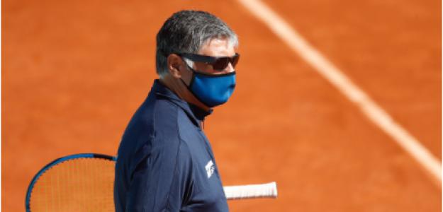Toni Nadal habla de la lesión de Rafa. Foto: gettyimages