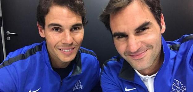 Toni Nadal no cree que Roger se retire tras esta lesión.