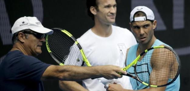 Toni Nadal. Foto: Getty