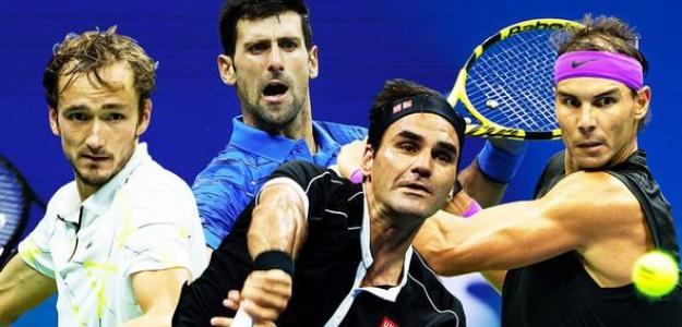 ¿Dónde colocó el saque el Top 5 ATP en este 2019?