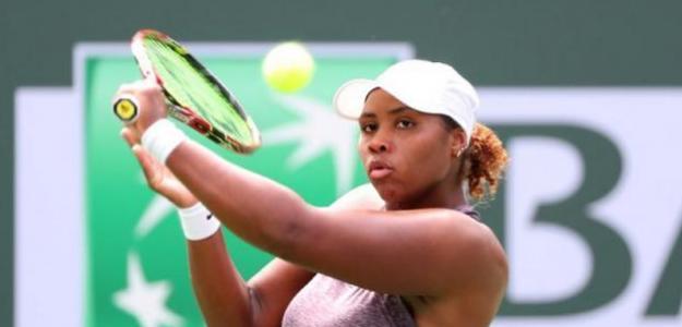 Taylor Townsend denuncia racismo en el tenis. Foto: Getty