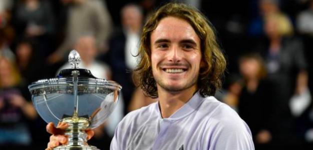 La sonrisa del bicampeón de Marsella. Fuente: Getty