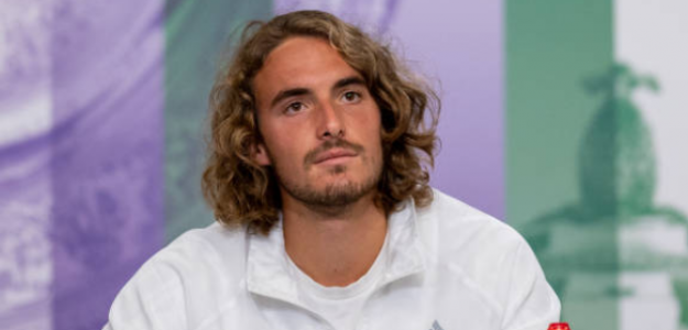 """Tsitsipas: """"Los jóvenes estamos aquí para tratar de parar a Djokovic"""""""