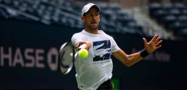 US Open 2019: Análisis del cuadro masculino. Camino infernal para Djokovic. Foto: Getty