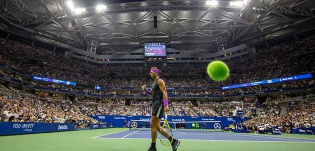 La celebración del US Open 2020, en peligro. Foto: Getty.