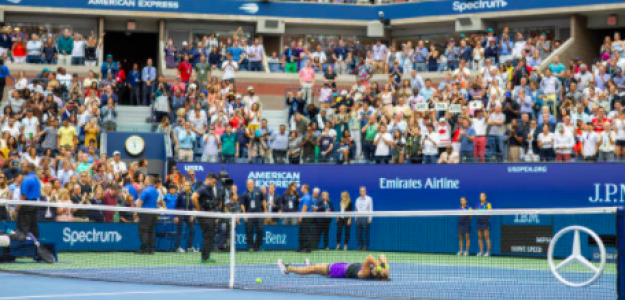 Bianca Andreescu, vigente campeona. Fuente. Getty