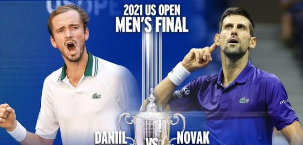 US Open 2021: Análisis de la final Djokovic-Medvedev. Foto: US Open