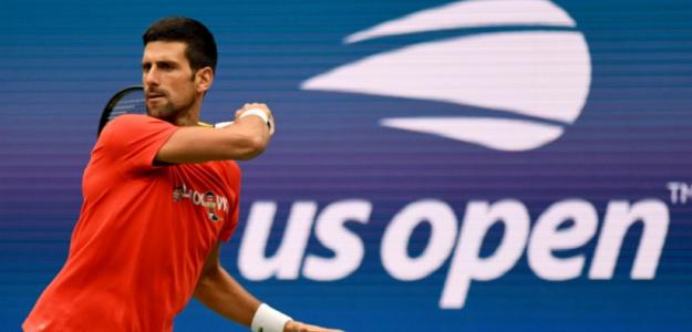 Djokovic va por la historia: quiere ser el máximo ganador de Grand Slams. Foto: US Open