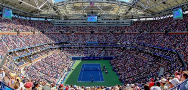 Cambio de superficie en pistas US Open 2020. Foto: gettyimages