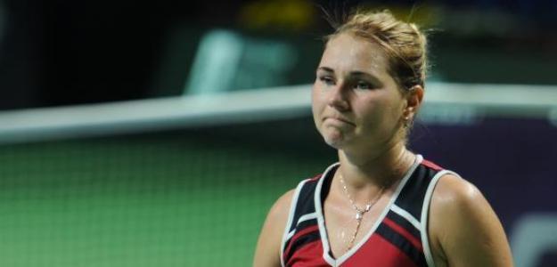 Valeriya Solovyeva, relato desgarrador en Behind The Racquet. Foto: gettyimages