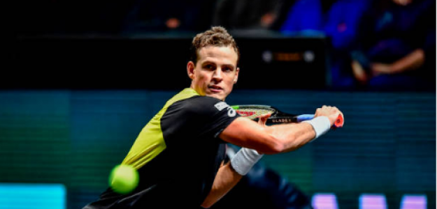 Vasek Pospisil, nuevo matagigantes del circuito ATP. Foto: gettyimages