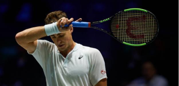 Vasek Pospisil critica a Nadal y Federer. Foto: gettyimages