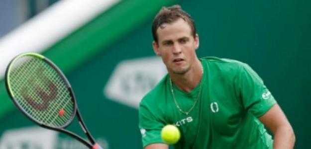 Pospisil volvió a alzar la voz por los ingresos de los tenistas. Foto: Getty