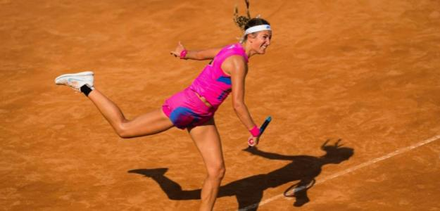 Victoria Azarenka en WTA Premier 5 Roma 2020. Foto: gettyimages
