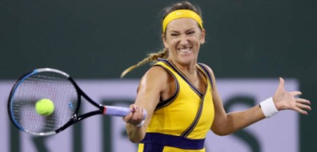 Victoria Azarenka. Foto: Getty Images