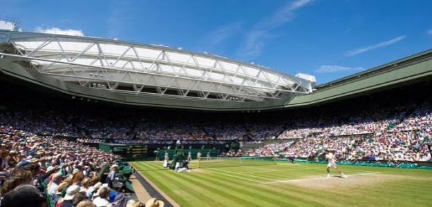 Wimbledon. Foto: Getty