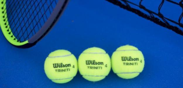 Wilson Triniti, la pelota respetuosa con el planeta. Foto: Wilson