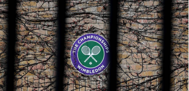 Wimbledon 2020, cancelado por coronavirus. Foto: gettyimages