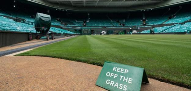Wimbledon 2021, escenarios de acción por coronavirus. Foto: gettyimages