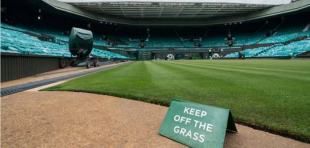 Entry List Wimbledon 2021. Fuente: Getty