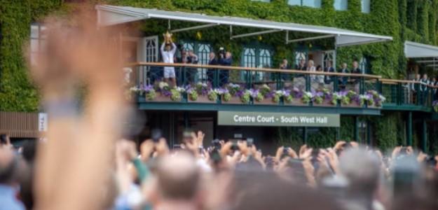 Wimbledon. Foto: Getty Images
