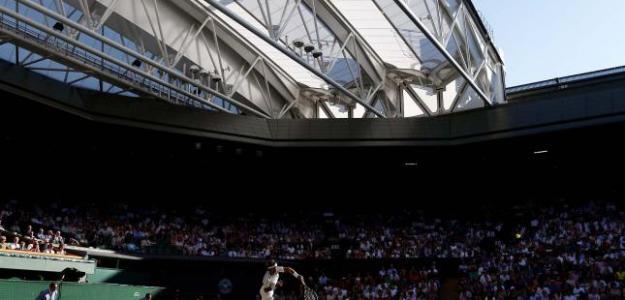 Nadal y el techo de la Central a estudio: Foto:lainformacion.com/Reuters