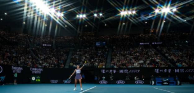 Melbourne acogerá dos torneos WTA previos al Open de Australia. Fuente: Getty