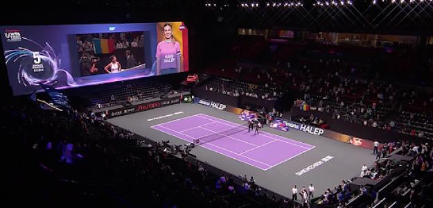 WTA Shenzhen. Foto: Getty Images