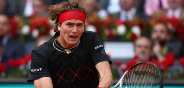 """Sascha Zverev: """"Por fin puedo estar centrado al 100% en el tenis"""". Foto: Getty"""
